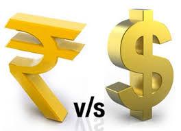 $ vs rupee
