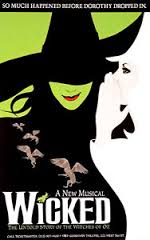 Wicked- the musical Play