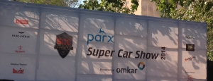 Supercar show